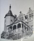 Bruges Drawing complete