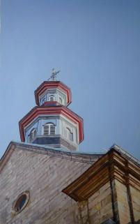 Lux Belfrey Painting