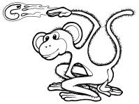monkey with no background copy